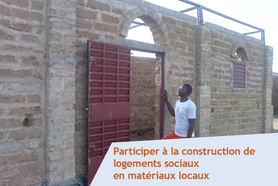 Construction de logements sociaux à Dori suite aux inondations