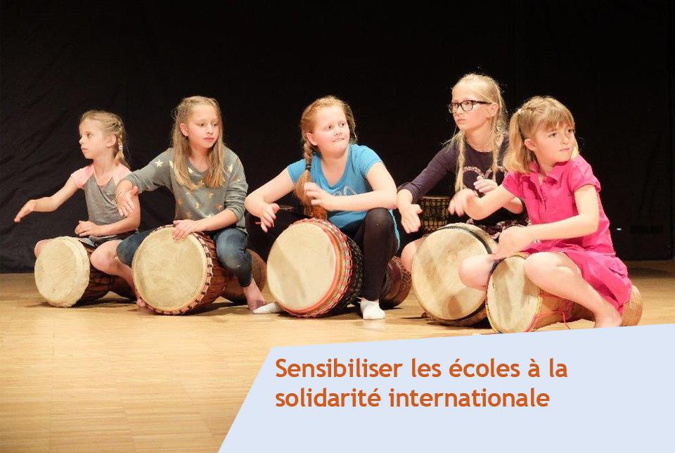 Les Journées Africaines de l'association Echanges Sahel